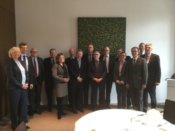 Executive Round Table of Chief Economists (ERCE)